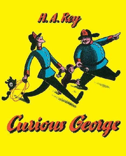 Curious George by Margaret Rey