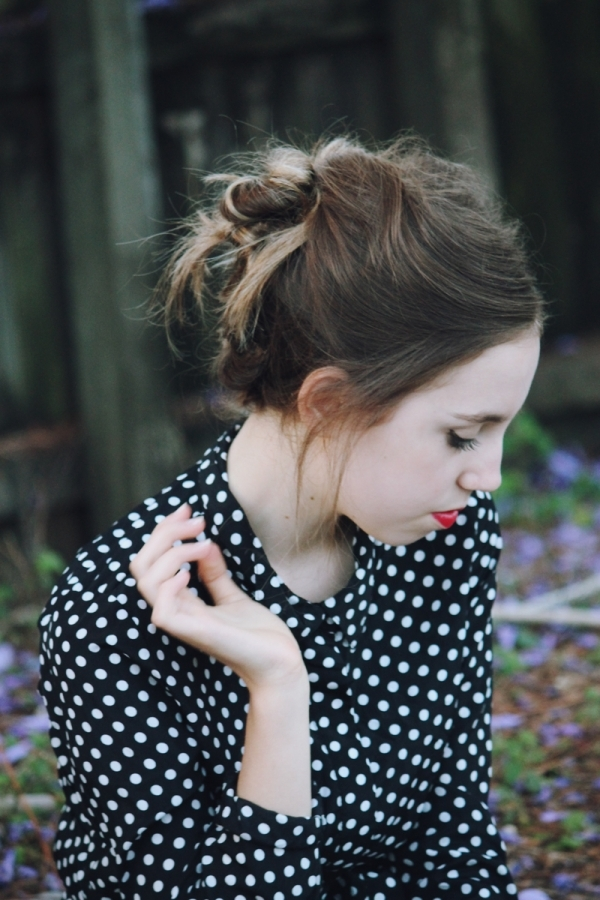 Librarian Updo 15 Hairstyles Guys Love Hair
