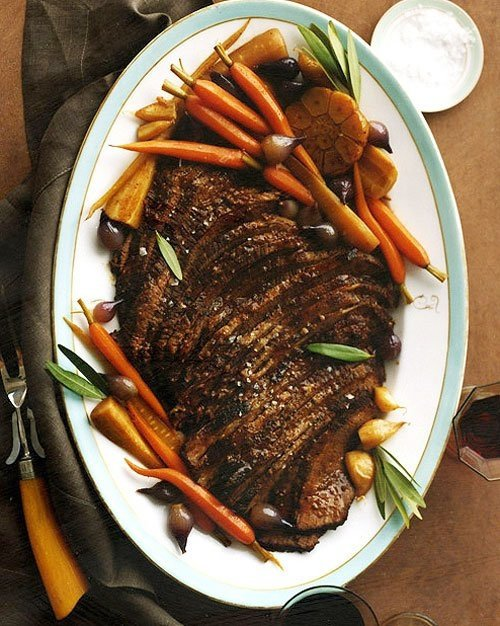 Braised Brisket & Roots - 7 Healthy Holiday Recipes You Will…