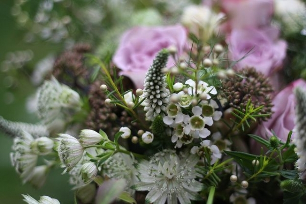 Country Rustic Flowers...