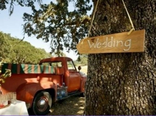 Country Rustic Ceremony...