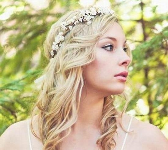 Country Rustic Hairstyles... - 25 Country Rustic Wedding Theme…