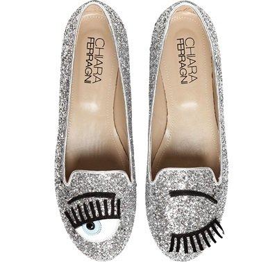 Eye Print Shoes