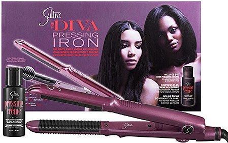 Sultra the Diva Pressing Iron
