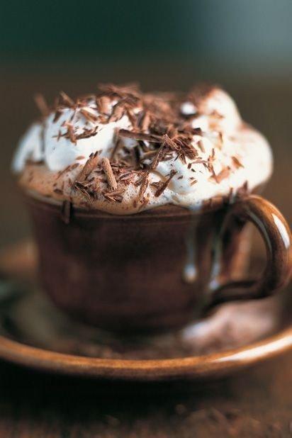Cafe Mocha Tin Coffee Cup