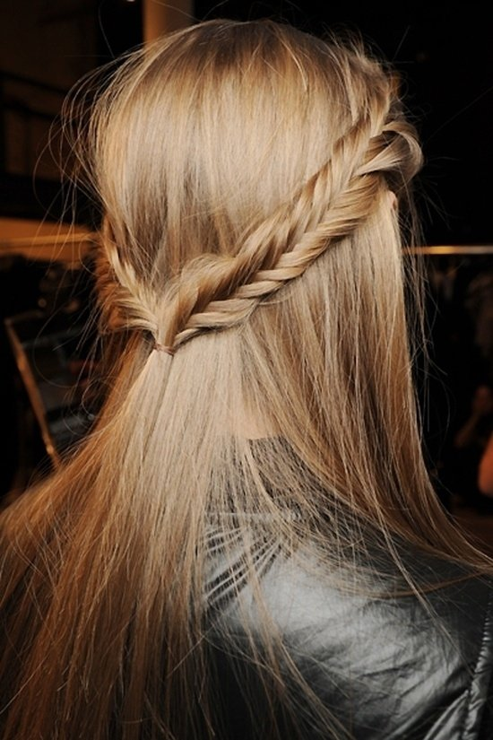 Incredible Trendy Fishtail 7 Fabulous Hairstyles That Dont Require Heat Short Hairstyles Gunalazisus