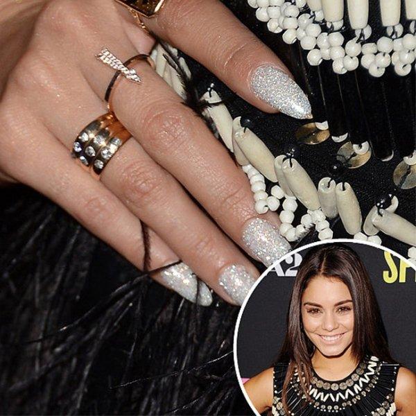 Vanessa Hudgens - 7 Trendsetting Celebrities Who Are Known ... Vanessa Hudgens Nails