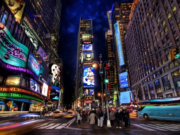 Reasons to go to New York?
