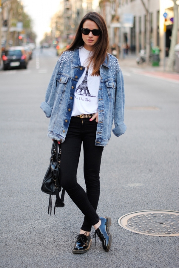 Creating Best Styles with Women's Jean Jacket