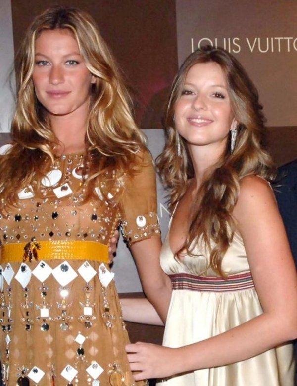 Gisele & Patricia Bundchen - 11 Celebrities You Didn't Know… Gisele Bundchen Diet