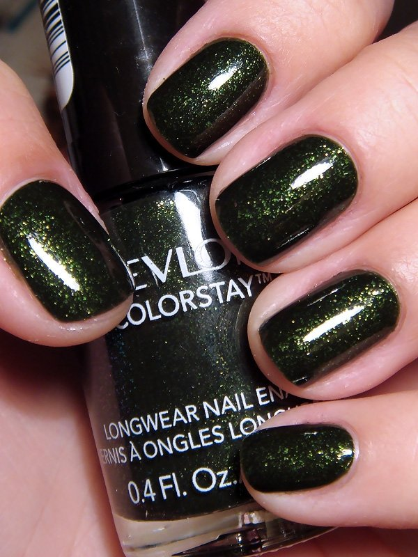 DARK FOREST GREEN
