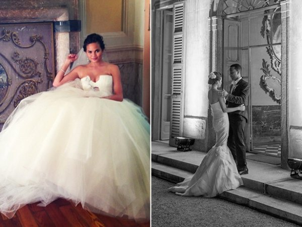 9 Beautiful Celebrity Weddings Of 2013