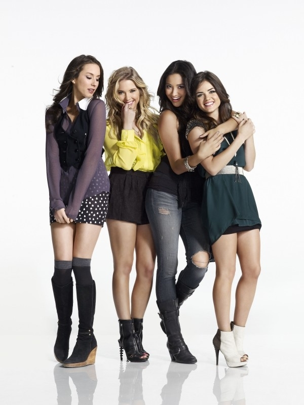 The Liars of Pretty Little Liars