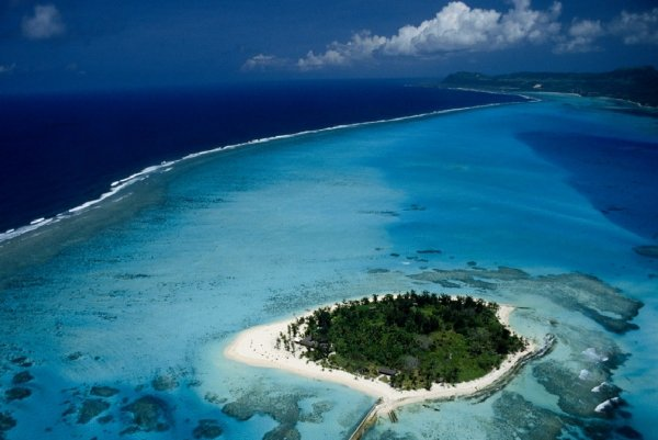 The Mariana Trench – Pacific Ocean