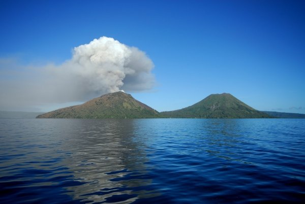 The Central Range – Papua New Guinea