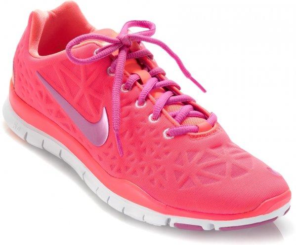 nike free tr iii pink