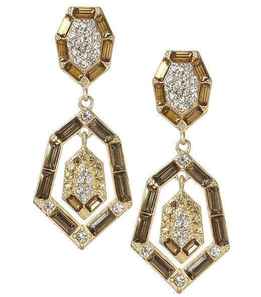 Tinley Road Bell Shape Drop Earrings