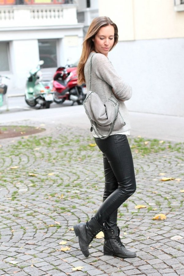 Luxury How To Style Women39s Leather Pants For Everyday Wear  FashionGumcom