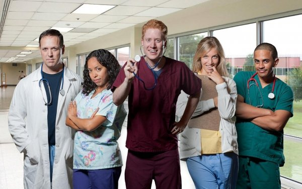 how to watch scrubs on netflix