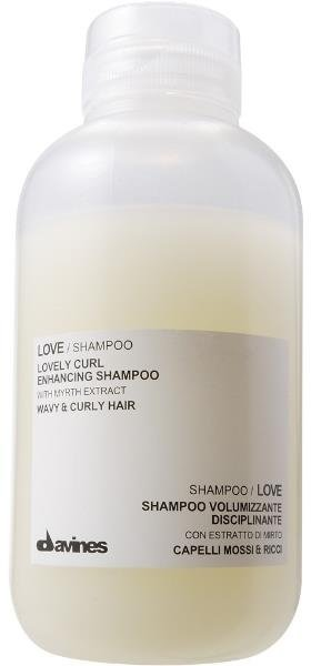 Davines Love Lovely Curl Enhancing Shampoo, Wavy & Curly Hair