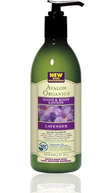 Avalon Organics Lavender Hand and Body Lotion