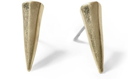 Hive & Honey Spike Stud Earring