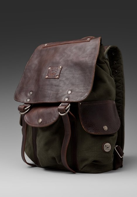 6. Will Leather Goods Lennon Backpack - The 11 Best Stylish Backpacks…