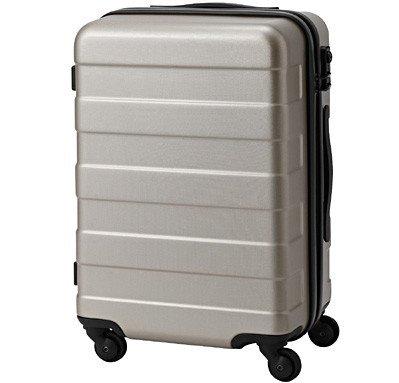 Muji Hard Carry Travel Suitcase 33L