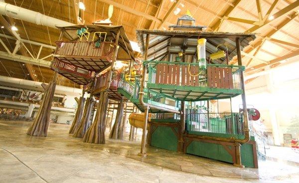 Great Wolf Lodge, North Carolina