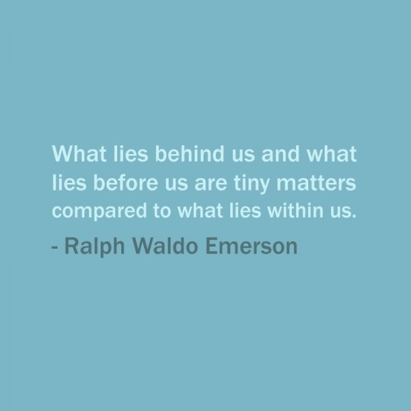 Ralph Waldo Emerson - 21 Romantic Love Quotes to Give Your?