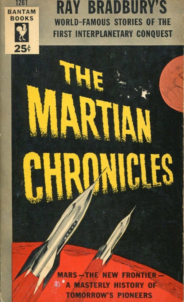 martian chronicles essay One thing to note in the martian chronicles, was the fourth expedition, which was the first expedition to send back a full report of their findings, after which mars was immediately colonized after these explorations, a quick wave of colonizing of the rest of the entire world took place over the next four hundred years.