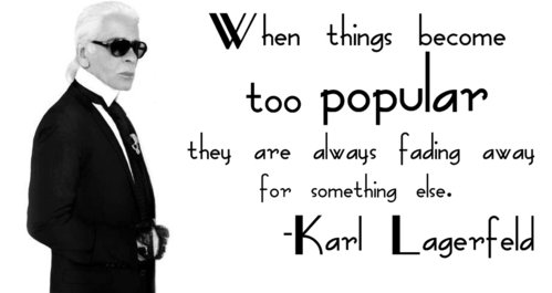 Uncle Karl does manage to stumble upon some great truths about life ...