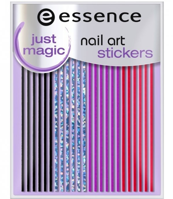 Essence just magic nail art stickers 11 nail stickers for a fun essence just magic nail art stickers prinsesfo Images