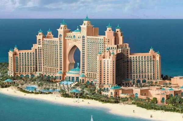 Atlantis in dubai 7 of the world 39 s most amazing hotels for Amazing hotels