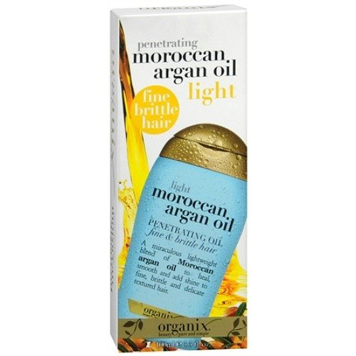 Organix Argan Oil Penetrating Oil