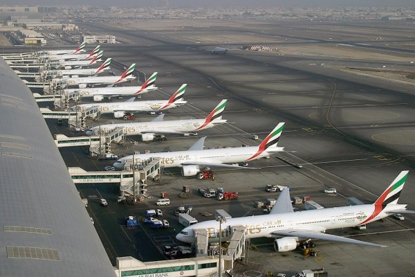 Dubai International (DXB) - 57,684,550