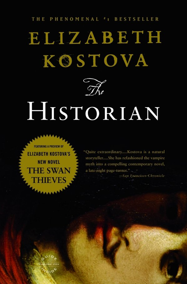 9. The Historian by Elizabeth Kostova - 9 Haunting Horror Novels ...