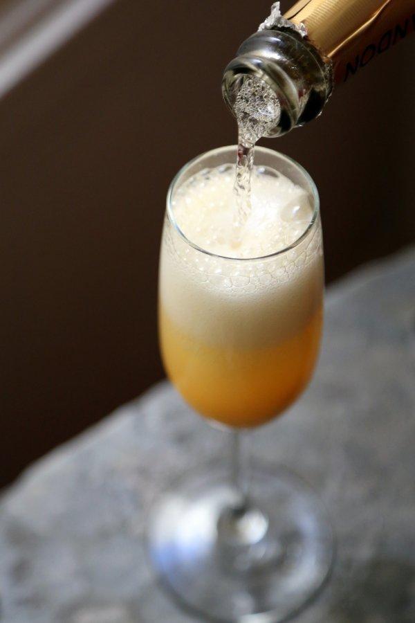 Make Mimosas