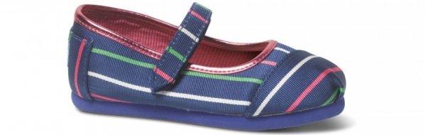 Blue Stripe Tiny Tom's