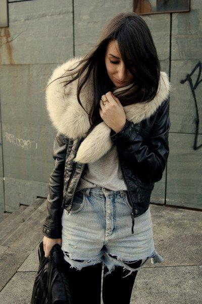 Can I Paint A Faux Fur Jacket