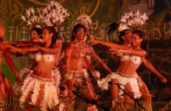 Tapati RapaNui Festival, Easter Island