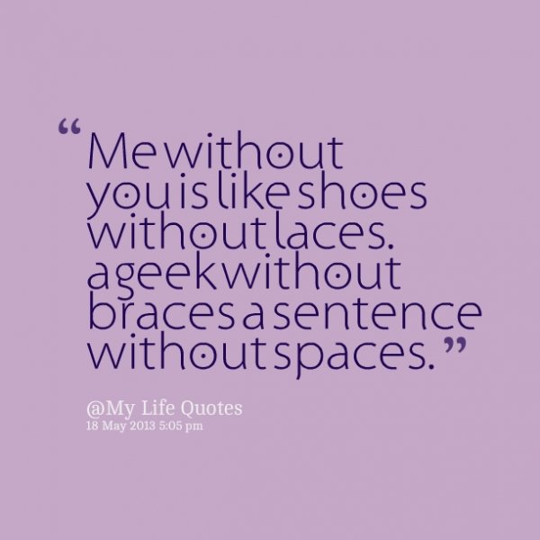 I Love You Quotes Without Saying I Love You : Shoes and Love - 9 Fabulous Quotes about Footwear for Shoe Lovers?