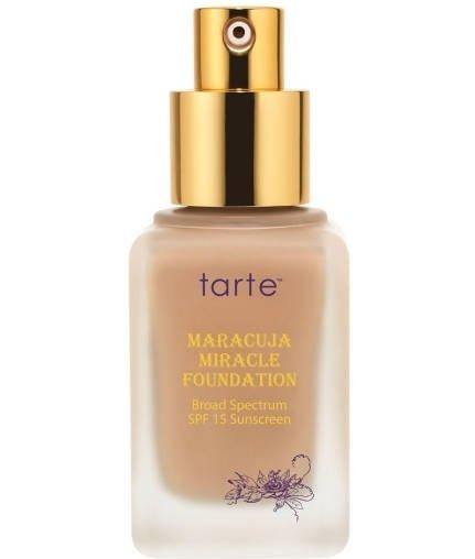Tarte – Maracuja Miracle Foundation 12-Hour Broad Spectrum SPF 15
