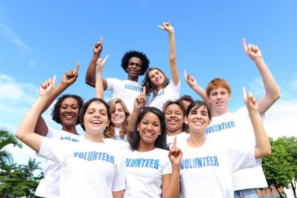 Do Volunteer Work
