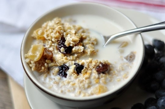 Start the Day the Right Way with Steel Cut Oats