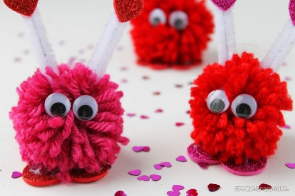 Valentine Monsters