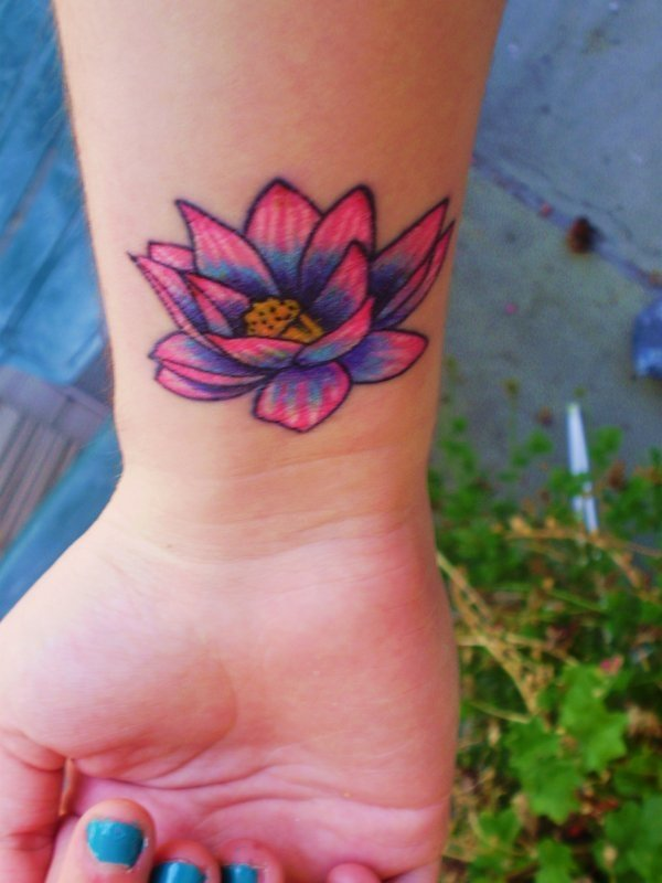 7 Awesome Yoga Tattoos You've Got to See ... → 🍹 Lifestyle