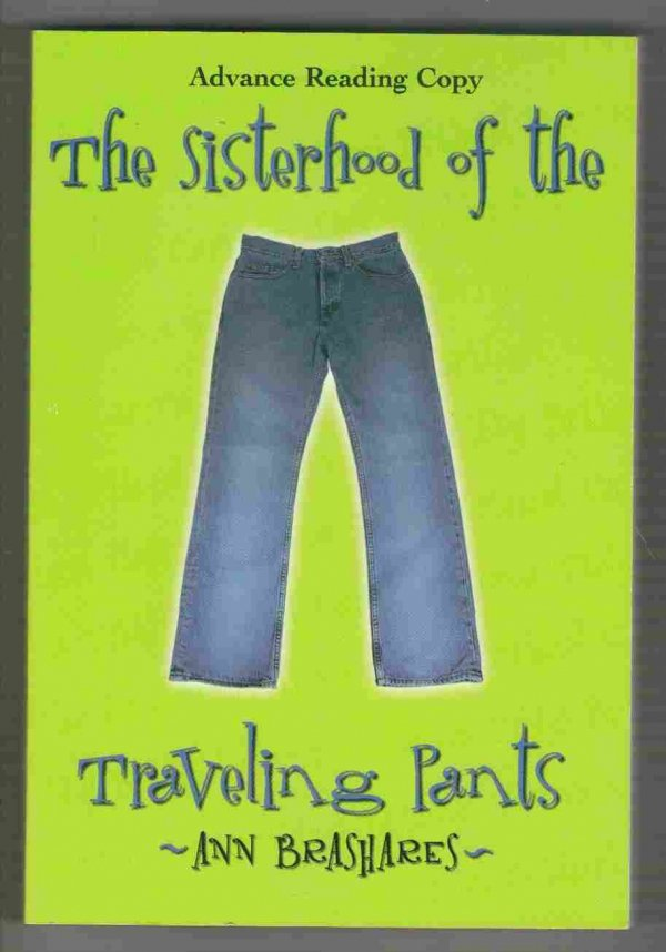Sisterhood of the Traveling Pants Series by Ann Brashares