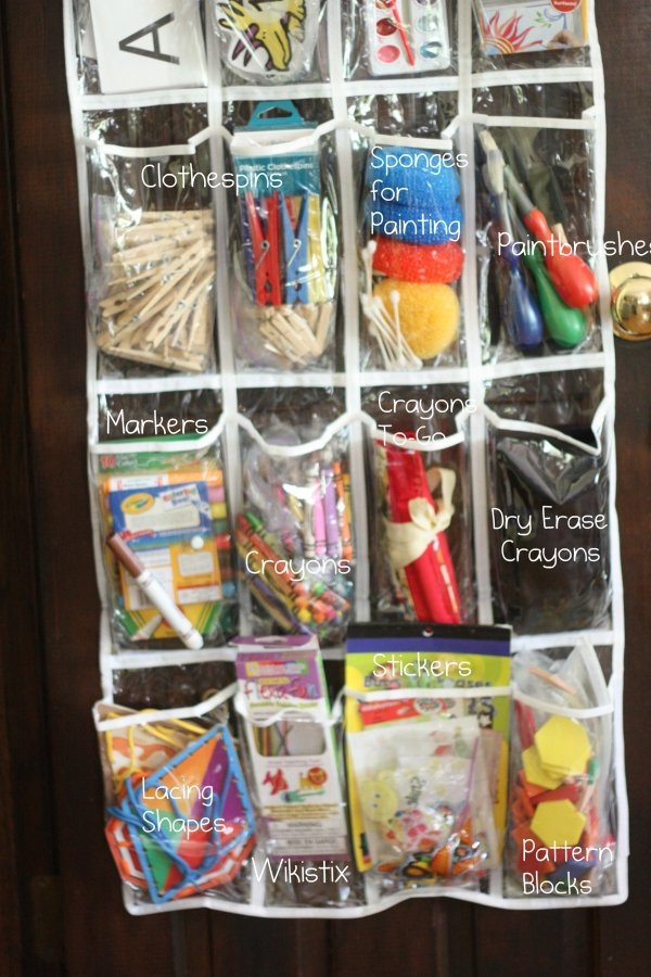 Shoe cubby 7 cool ways to organize your craft supplies for Ways to organize craft supplies
