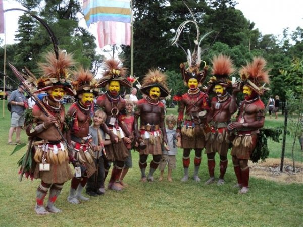 7 Tribes of the Rainforest ... Travel